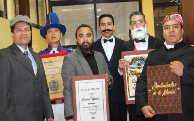 Ceremonia al Centenario de la Constitución Política de los Estados Unidos Mexicanos.