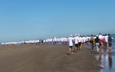 3er. Campamento de Operaciones Táctico-Militares en playa.